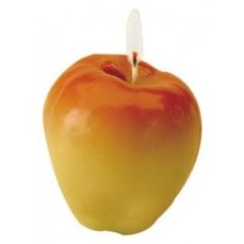 Moule Latex bougie Pomme
