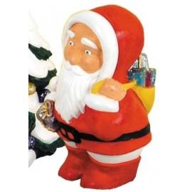 Moule Latex bougie Père Noël