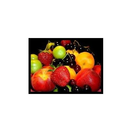 Parfum de fruits pour Bougie