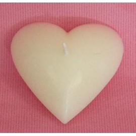 Moule pour Bougie en forme de cœur