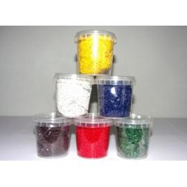 Graviers Colorés pour Bougie Gel et Lampes à Huile