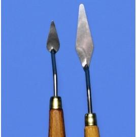 Spatule métal lame 25mm
